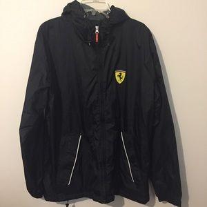 Ferrari 🐎 windbreaker